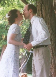Kyle and Maura, June 2001 wedding