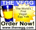 The Vegg, the worlds first vegan egg yolk
