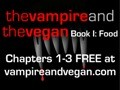 the Vegan and the Vampire book